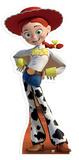 Jessie – Toy Story Silhouettes découpées en carton