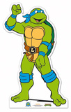 Leonardo - Teenage Mutant Ninja Turtles Silhouettes découpées en carton