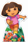 Dora the Explorer PAPPFIGUREN IN LEBENSGRÖSSE