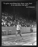 Steve Prefontaine: The Gift Poster