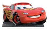 Lightning McQueen Pappfiguren