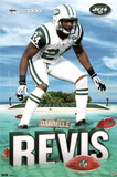 NY Jets - D Revis 2010 Poster