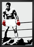 Muhammad Ali: Gloves Posters