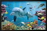 Tropical Underwater-Ocean Posters