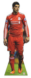 Liverpool FC-Luis Suarez Action Stand Up