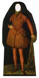 Tudor Man-Stand-In Pappfigurer