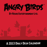 Angry Birds - 2013 Daily Desk Calendar Calendar Calendars