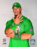John Cena WrestleMania XXVIII Posed Photo