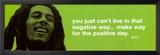 Bob Marley - Positive Day Photo