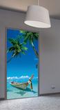 Eternal Quest Door Wallpaper Mural - Duvar Resimleri