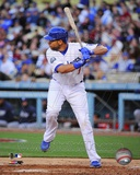 James Loney 2012 Action Photo