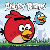 Angry Birds - 2013 Mini Calendar Calendars