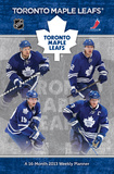 Toronto Maple Leafs - 2013 Weekly Planner Calendar Calendars