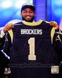Michael Brockers 2012 NFL Draft 14 Draft Pick Photo