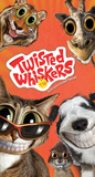 Twisted Whiskers - 2013 Pocket Planner Calendar Calendarios