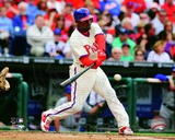 Jimmy Rollins 2012 Action Photo