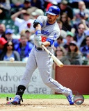 Andre Ethier 2012 Action Photo