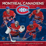 Montreal Canadiens - 2013 Mini Calendar Calendars