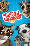 Twisted Whiskers - 2013 Weekly Planner Calendar Calendarios