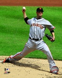 Ryan Vogelsong 2012 Action Photo