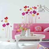 Flower Meadow Wall Decal