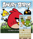 Angry Birds - 2013 Calendar Calendars
