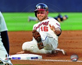 Brian McCann 2012 Action Photo