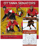Ottawa Senators  - 2013 Calendar Calendars