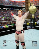 Sheamus WrestleMania XXVIII Action Photo