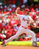 Adam Wainwright 2012 Action Photo