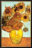 Girassóis, c.1888 Posters por Vincent van Gogh