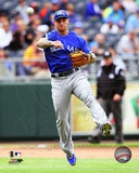 Brett Lawrie 2012 Action Photo