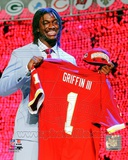 Robert Griffin III (RG3) 2012 NFL Draft 2 Draft Pick Photo