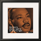 Martin Luther King, Jr.: Right Prints