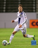 David Beckham 2012 Action Photo