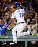 Matt Kemp 2012 Action Photo