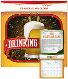 Drinking Games - 2013 Calendar Calendars