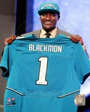 Justin Blackmon 2012 NFL Draft 5 Draft Pick Photo
