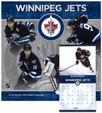 Winnipeg Jets - 2013 Calendar Calendars