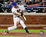 David Wright New York Mets All-Time RBI Leader- April 25, 2012 Photographie