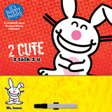 It&#39;s Happy Bunny - 2013 Message Board Calendar Calendars