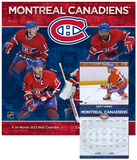 Montreal Canadiens  - 2013 Calendar Calendars