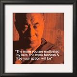 Dalai Lama: Fearless & Free Prints
