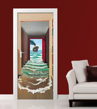 Le Secret Door Wallpaper Mural Wallpaper Mural
