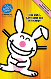 It's Happy Bunny - 2013 Oversized Calendar Calendarios
