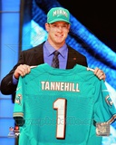 Ryan Tannehill 2012 NFL Draft 8 Draft Pick Photo