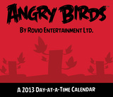 Angry Birds - 2013 Box Calendar Calendar Calendars