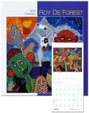 Roy De Forest - 2013 Wall Calendar Calendars