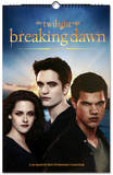 The Twilight Saga: Breaking Dawn - 2013 Oversized Calendar Calendars