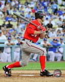 Bryce Harper 2012 Action Photo